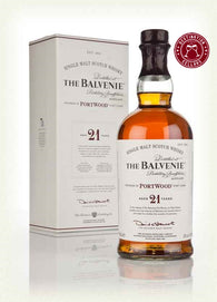 Balvenie PortWood 21 year old Single Malt Whisky