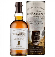 The Balvenie Stories Edition - The Sweet Toast Of American Oak Single Malt Whisky 700mL
