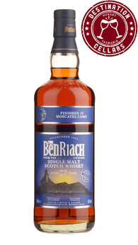 BenRiach 22YO Moscatel Finish Single Malt Whisky