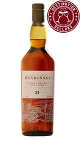 Benrinnes 21 year old
