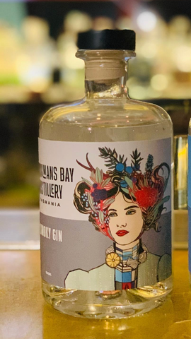 Blackmans Bay Distillery Smoky Gin 500ml