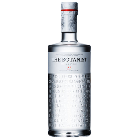 The Botanist Gin Destination Cellars