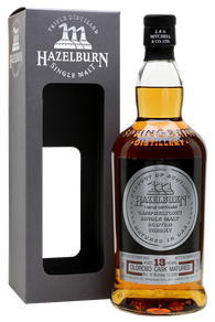 Hazelburn 2003 13YO Oloroso Sherry Single Malt Whisky