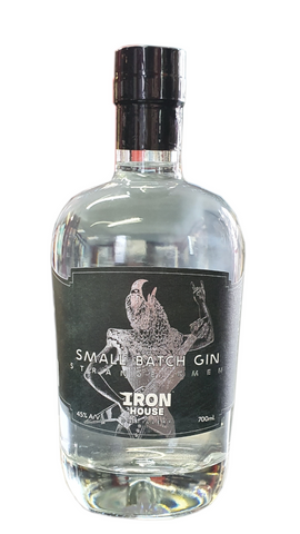 Iron House Strange Omen Small Batch Tasmanian Gin 700ml
