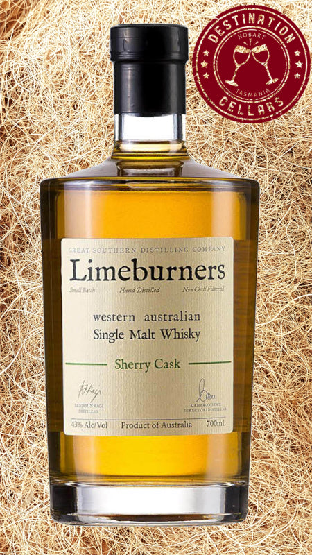 Limeburners Sherry Cask 43% Single Malt Whisky