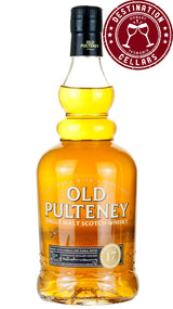 Old Pulteney 17 Year Old Single Malt Whisky