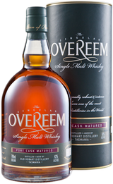 Overeem Port Cask Single Malt Whisky 43%