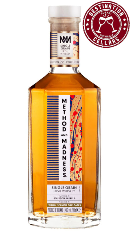 Method & Madness Single Grain Irish Whiskey