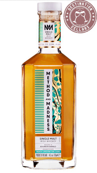 Method & Madness Single Malt Irish Whiskey