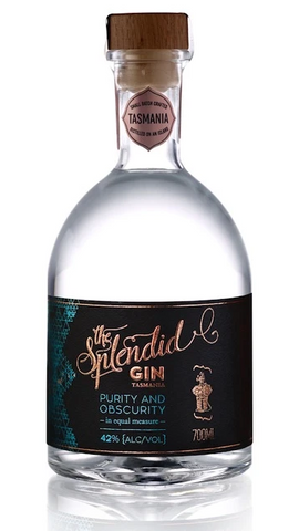 The Splendid Tasmanian Gin