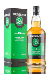 Springbank 15YO Single Malt Whisky