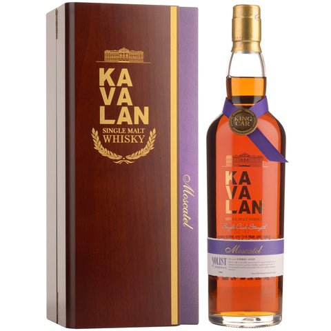 Kavalan Solist Premium - Moscatel Single Cask 57.1% 750ml
