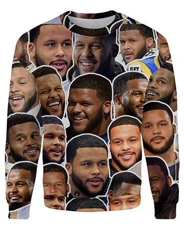 Aaron Donald Apparel Collection | All Over Shirts