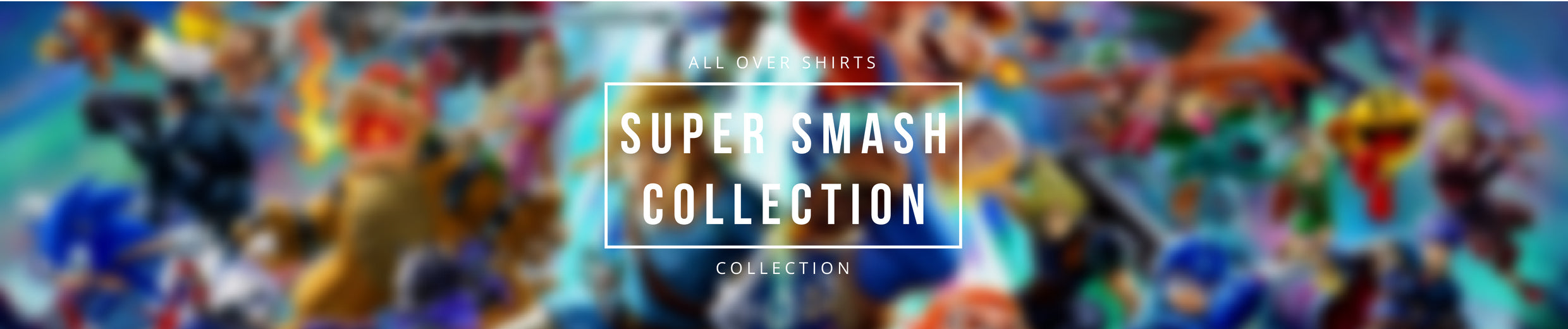 Super Smash Collection Banner