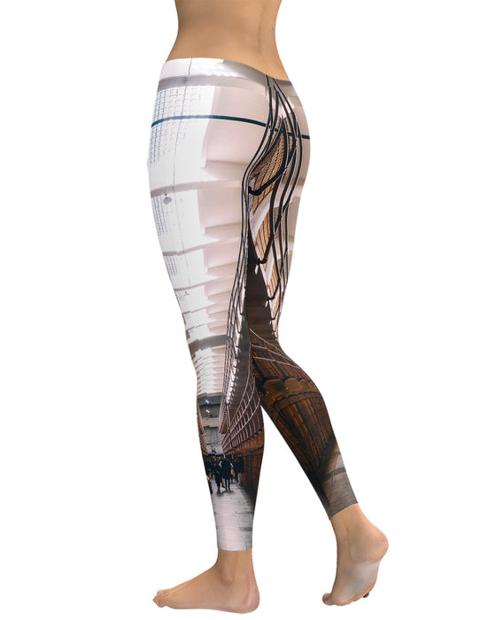 Alcatraz Cells Leggings