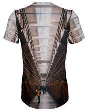 Alcatraz Cells T-shirt