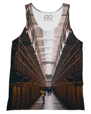 Alcatraz Cells Tank-Top