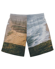 Point Reyes Seashore Dan Athletic Shorts