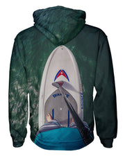 Andrew Paddleboard Feet Pullover Hoodie