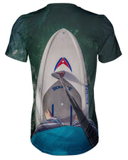Andrew Paddleboard Feet T-shirt