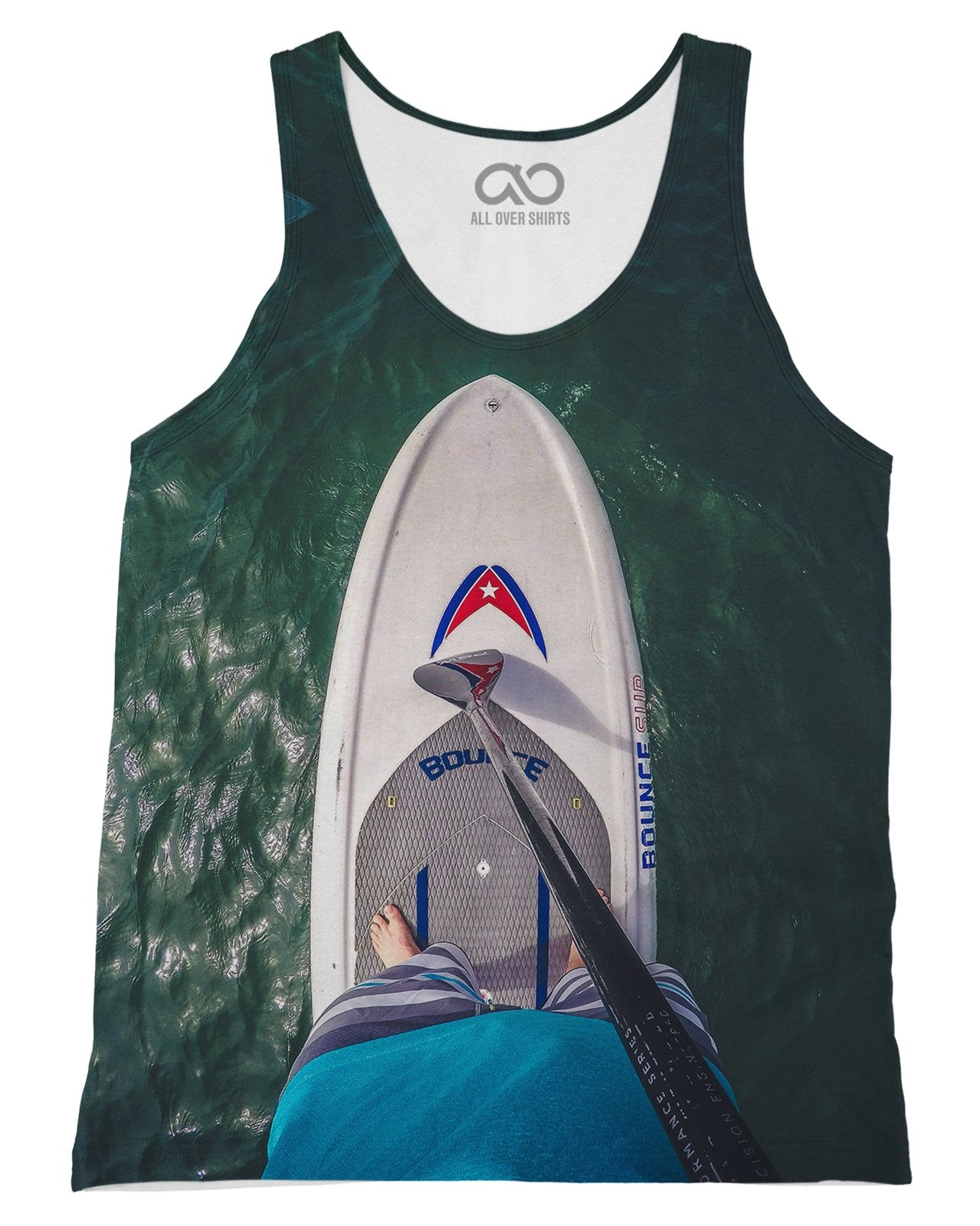 Andrew Paddleboard Feet Tank-Top