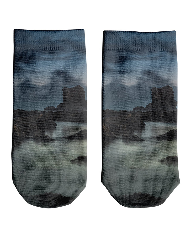 Arch Rock 4 Ankle Socks