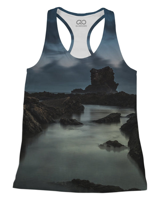 Arch Rock 4 printed all over in HD on premium fabric. Handmade in California.