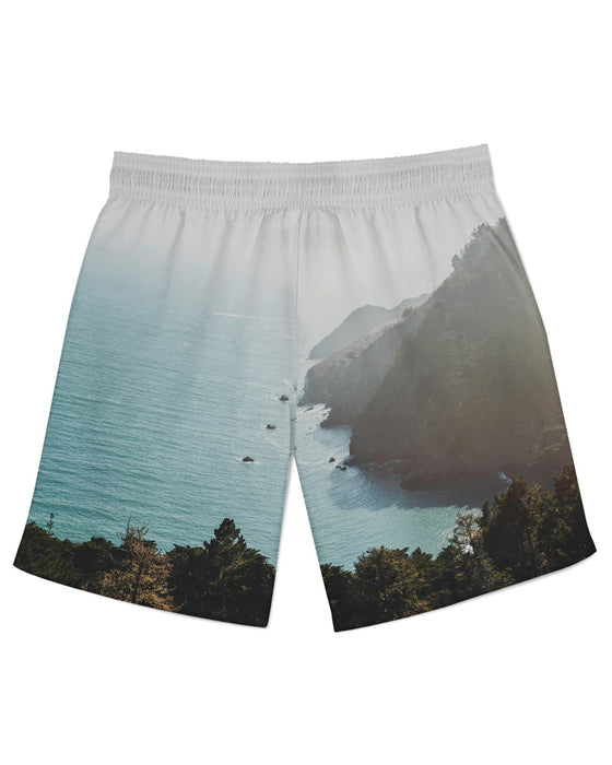 Bay Area Fog and Sun Athletic Shorts