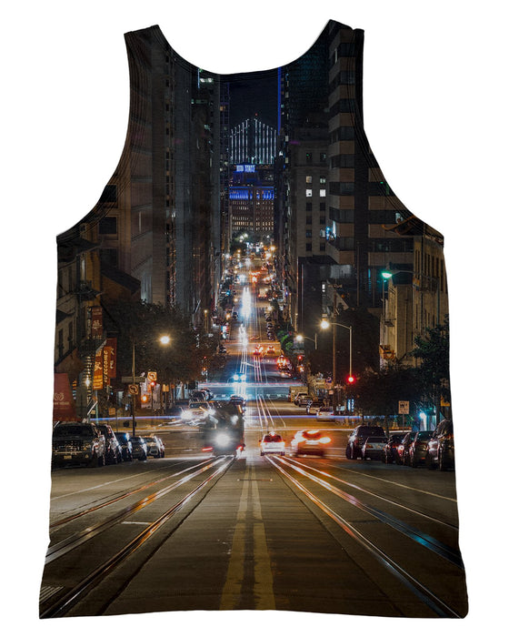 California Street Tank-Top