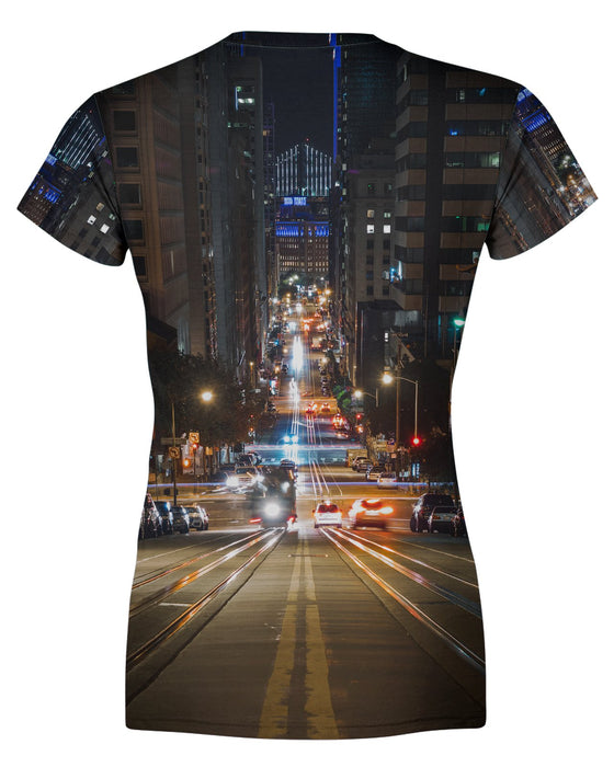 California Street Women's T-shirt