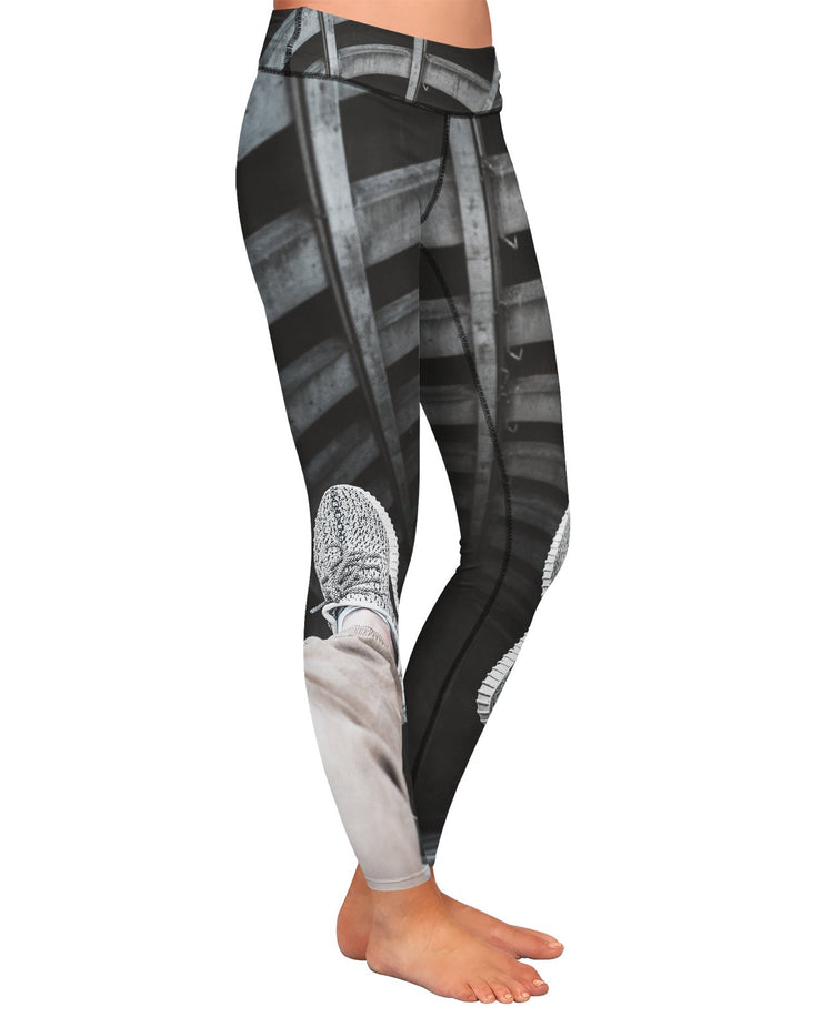 48db65a046a Hearst Parking Structure Yeezys Yoga Leggings | All Over Shirts ...