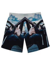 Inception Bridge Final Athletic Shorts