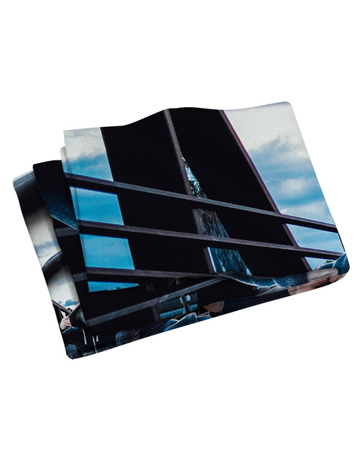 Inception Bridge Final Beach Towel