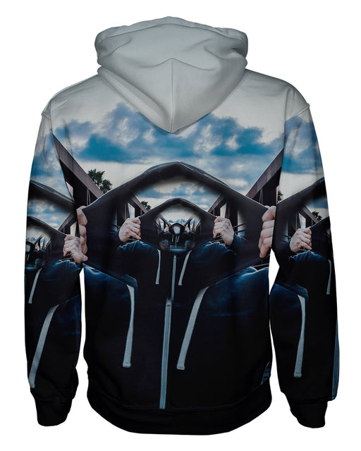 Inception Bridge Final Pullover Hoodie