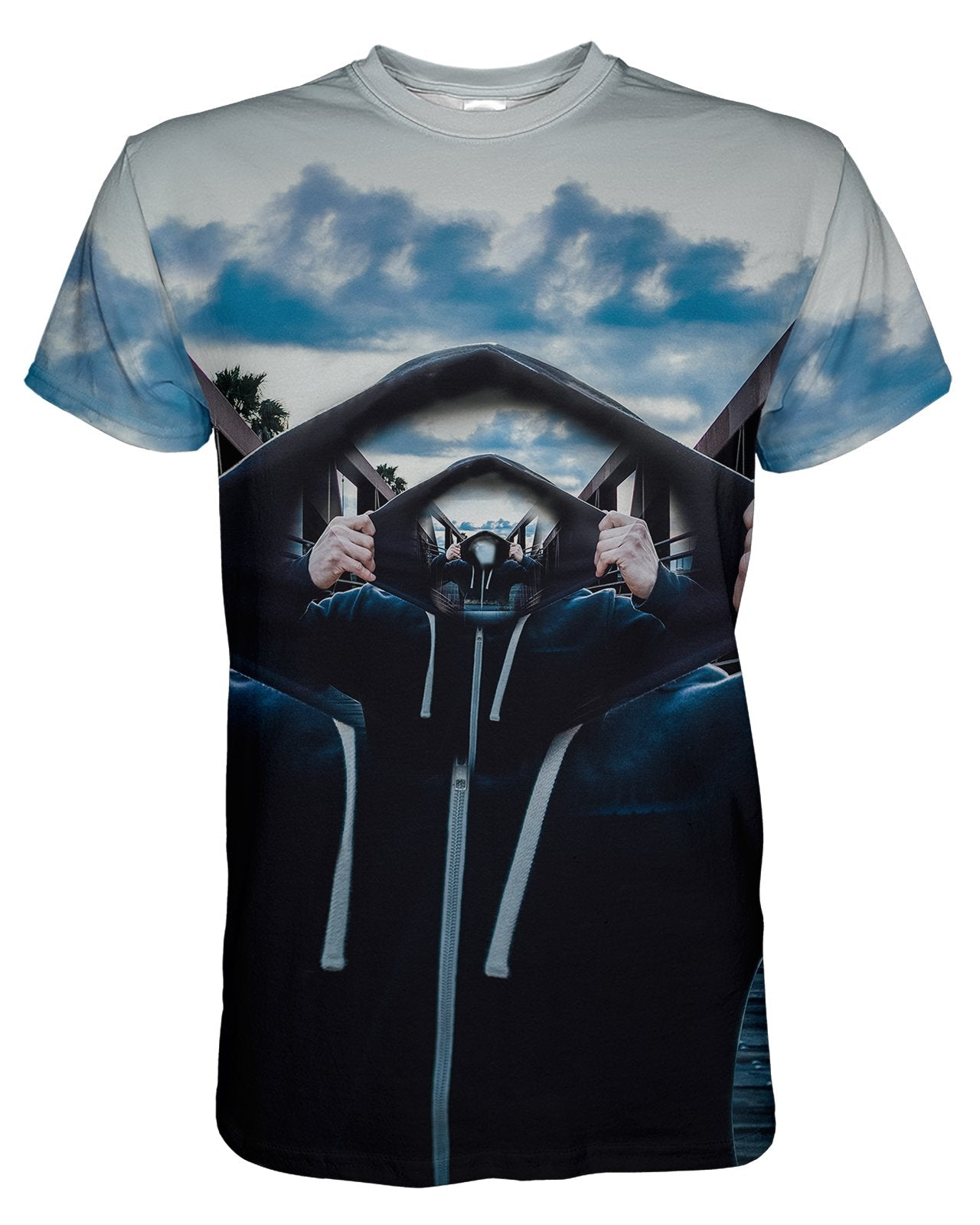 Inception Bridge Final T-shirt