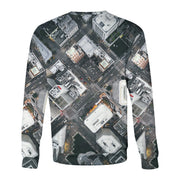 Oakland Streets From Above Sweatshirt