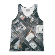 Oakland Streets From Above Tank-Top
