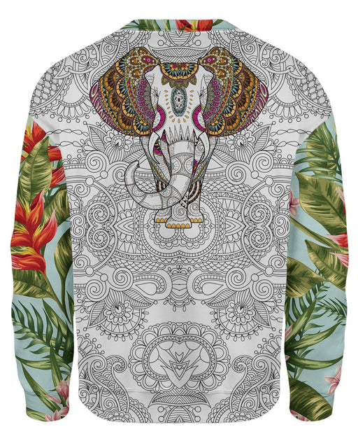 Coloring Book Sweatshirt