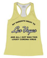 Las Vegas printed all over in HD on premium fabric. Handmade in California.