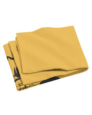 Social Distancing Beach Towel
