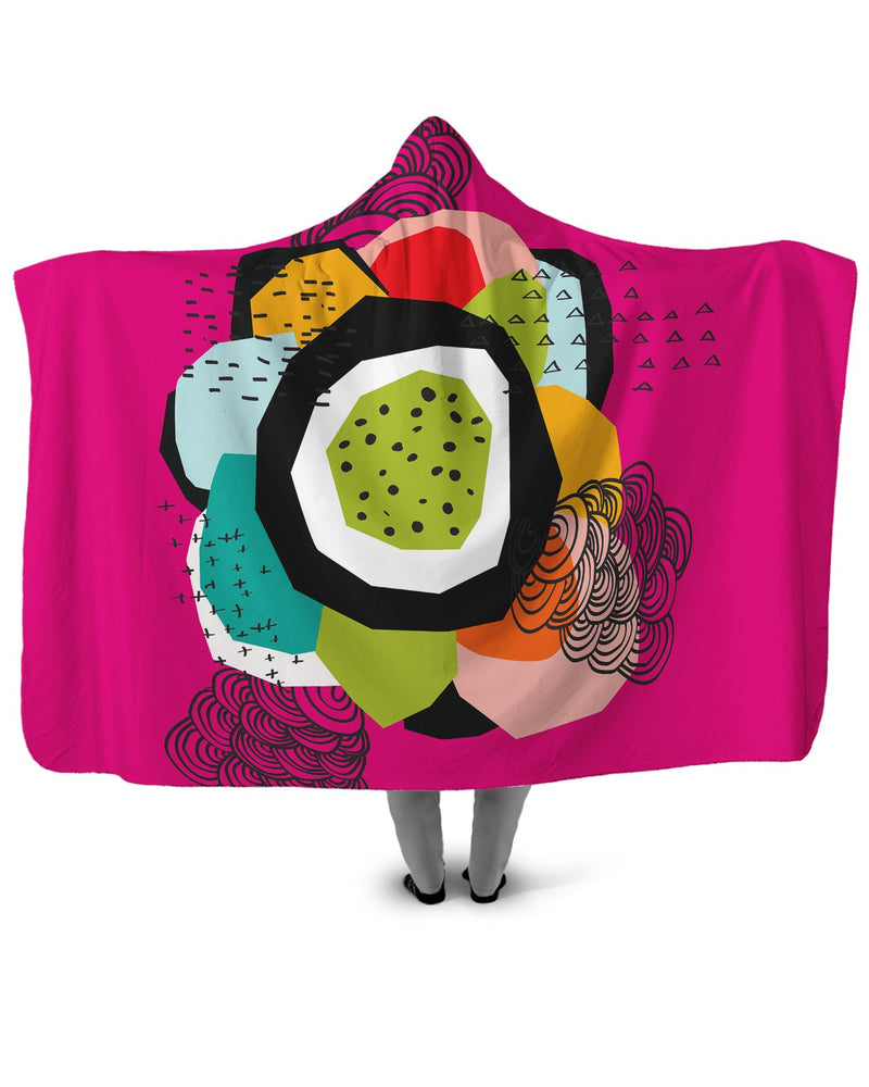 FLOZ Hooded Blanket