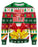 Jingle My Bells Ugly Sweater printed all over in HD on premium fabric. Handmade in California.