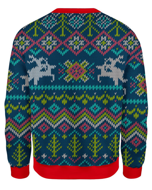 Deer Lovers Ugly Sweater