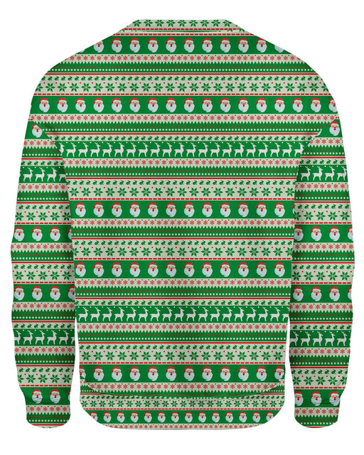Eat A Beaver Ugly Sweater