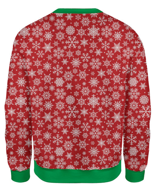 F_k Christmas Ugly Sweater