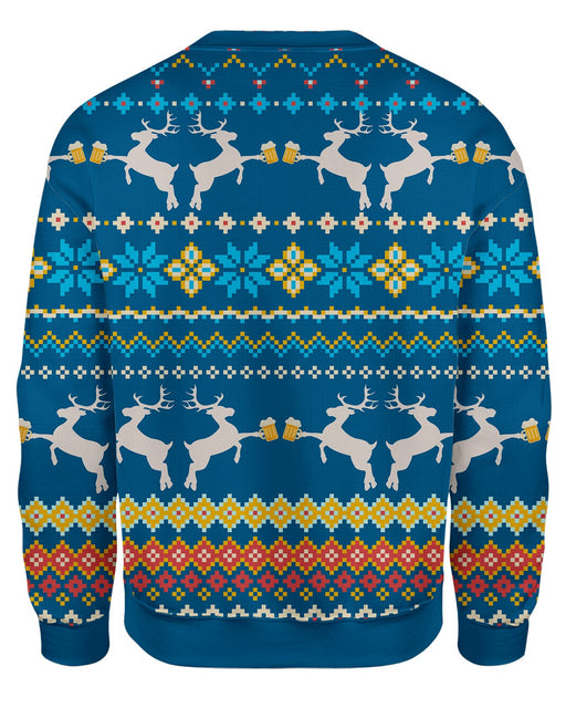 Caribrew Ugly Sweater