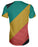 CMYK Muted Stripes T-shirt