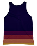 Autumn Stripes Tank-Top