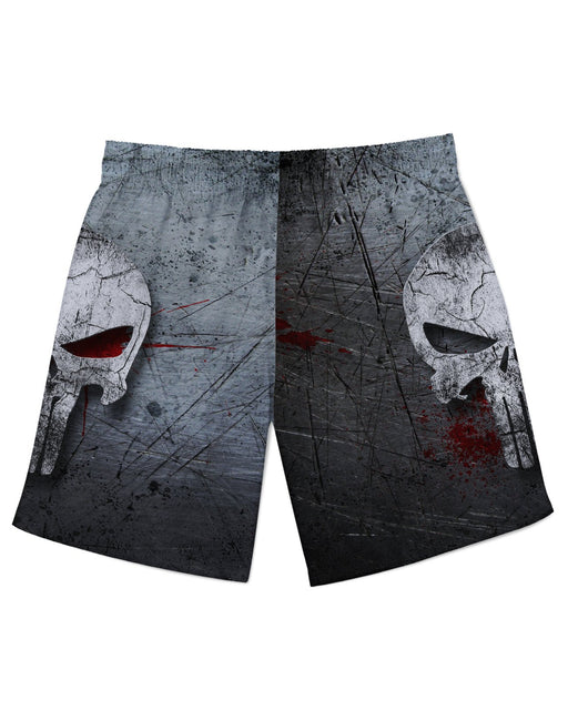 The Punisher Athletic Shorts