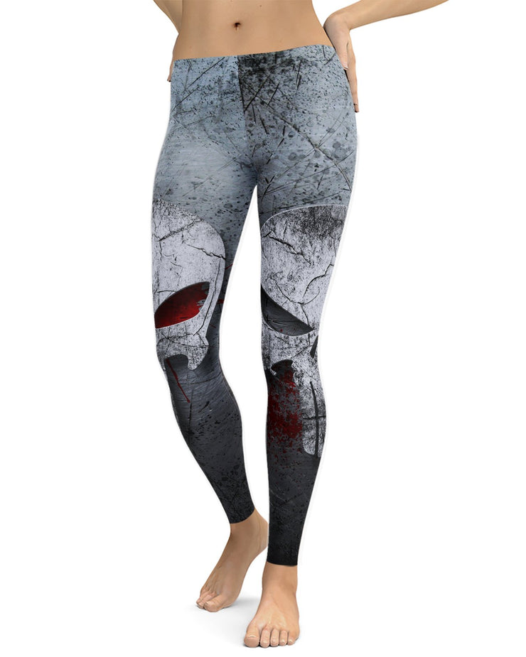 The Punisher Leggings